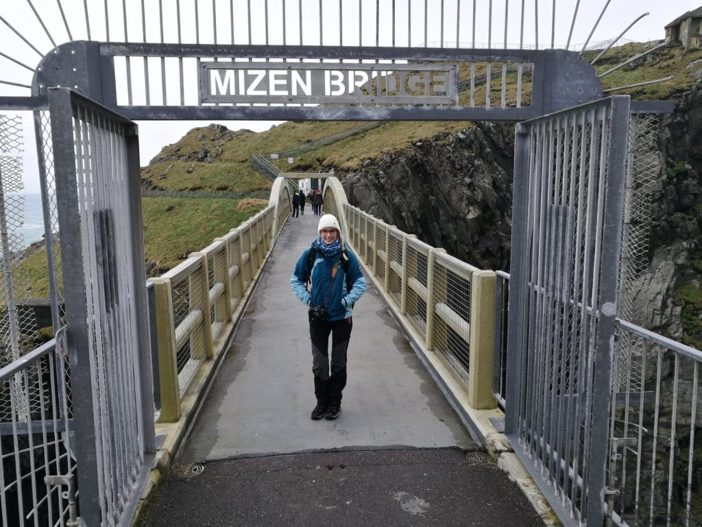 Mizen Head Bridge